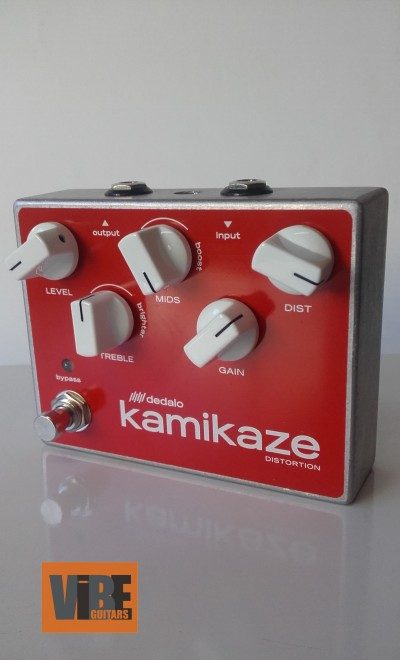 Dedalo Fx Kamikaze Distortion
