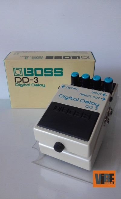 Boss Digital Delay DD3 (usado)