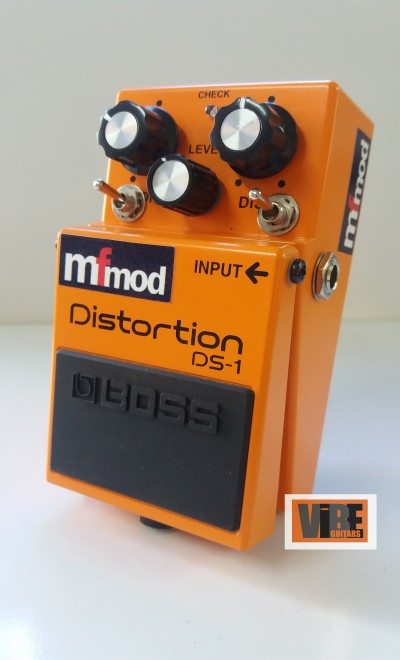 Boss Distortion DS-1 Mfmod