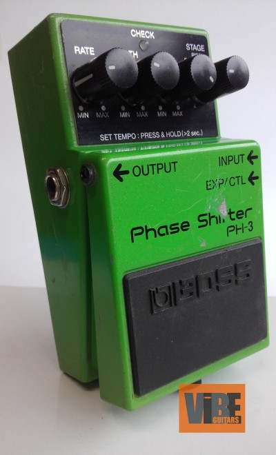 Boss Phase Shifter PH3 (usado)