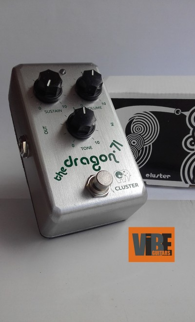 Cluster The Dragon 71 Fuzz
