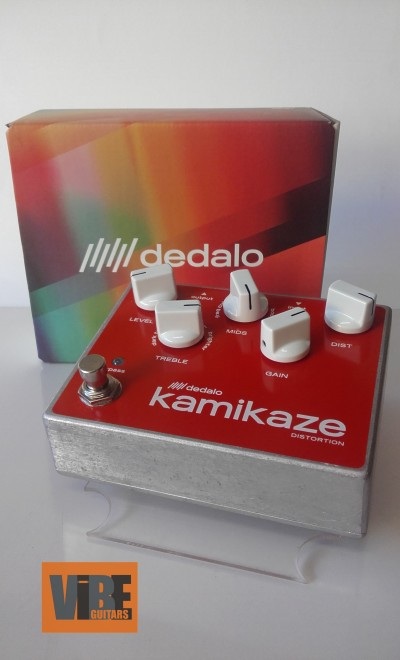 Dedalo Fx Kamikaze Distortion  (usado)