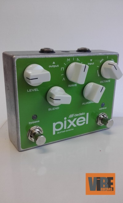 Dedalo FX Pixel Guitar Synth