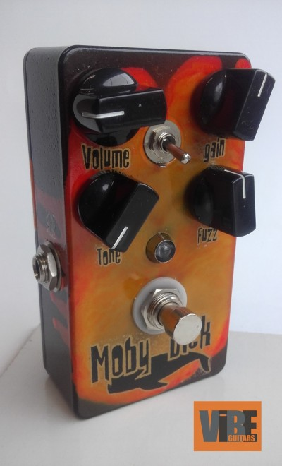 Ed's Mod Shop Moby Dick Bass Fuzz