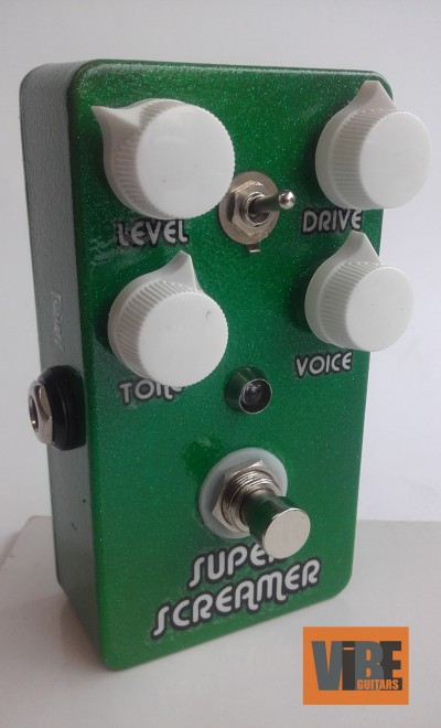 Ed's Mod Shop Super Screamer