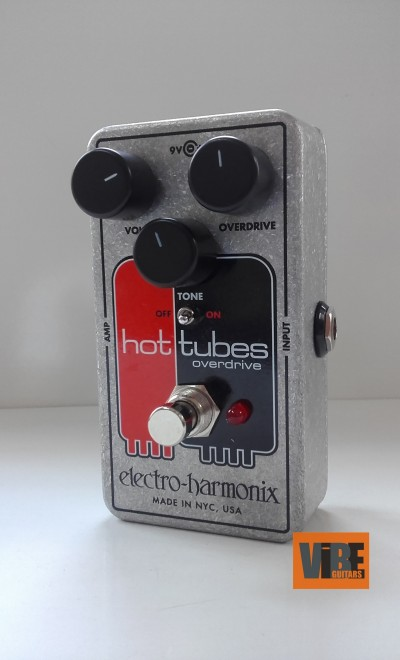 Electro harmonix Hot Tube Overdrive