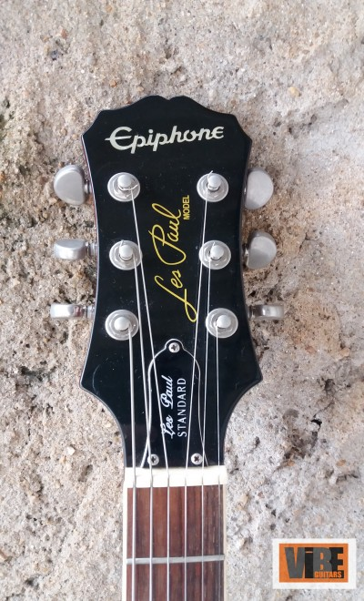 Epiphone Les Paul Gold Top Limited Edition Custom Shop