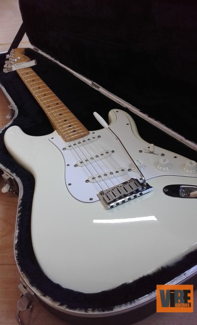 Fender Stratocaster American Standard, USA ano 1991