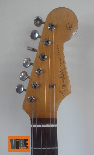 Fender Stratocaster Crafted in Japa, ano 1997