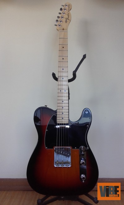 Fender Telecaster American Series ano 2013