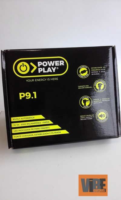 Fonte Power Play P9.1 2.000mA