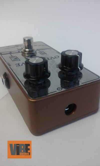 GF Guitars Pedals Overdrive