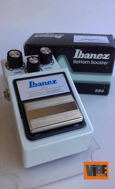 Ibanez Bottom Booster BB9 (usado)