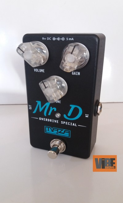 Maza Fx Mister D Overdrive Special
