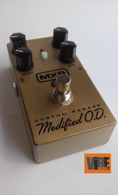 MXR Modified O.D. Custom Badass (usado)