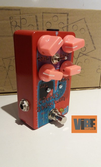 Pink Snow Effects Factory Cactus Abduction Fuzz
