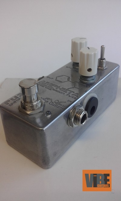 Ruz Guitar Gear Amphetamine Silicon Fuzz/Distortion