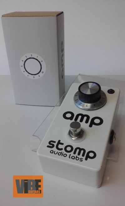 Stomp Audio Labs Amp Booster