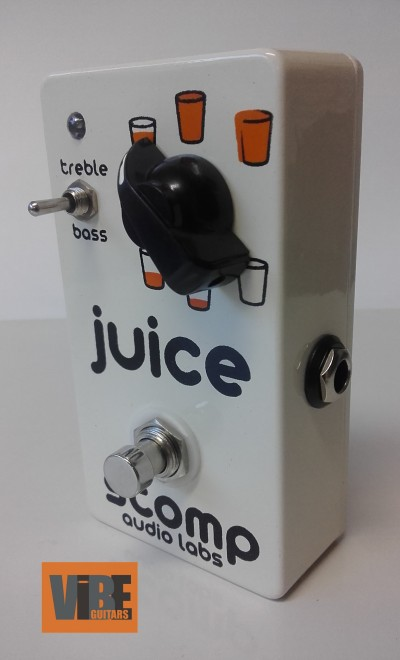 Stomp Audio Labs Juice  Boost
