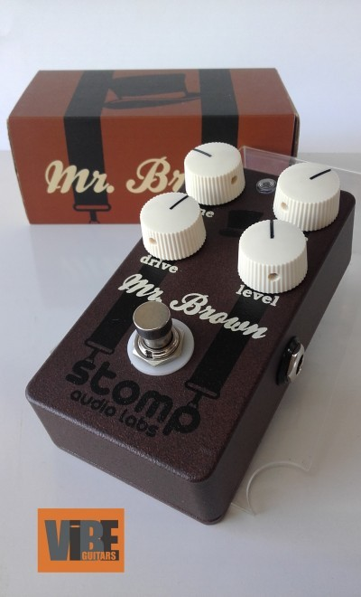 Stomp Audio Labs  Mr. Brown