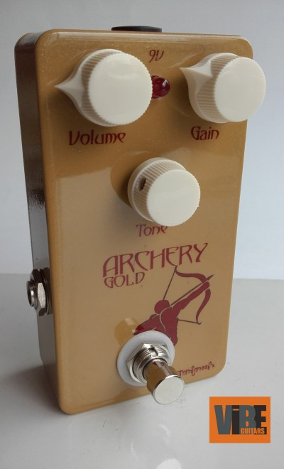 Tom Tone Archery Gold