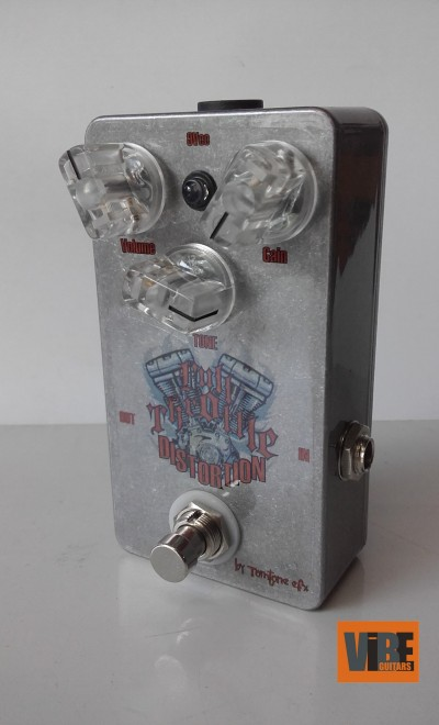 Tom Tone Full Throttle Distortion