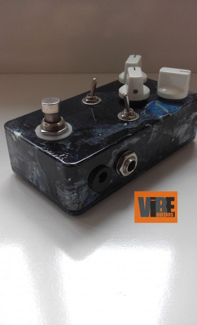 Tom Tone HotBox Ebollution Point Overdrive